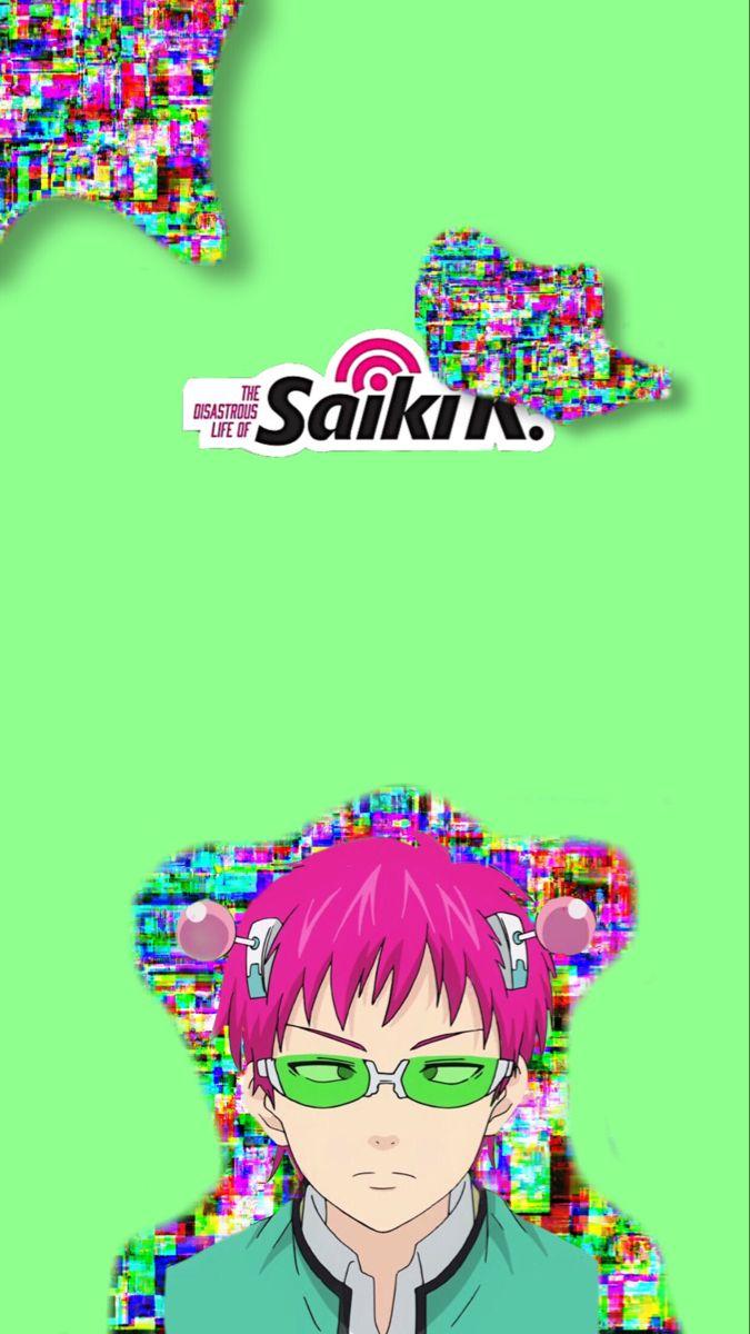 the disastrous life of saiki k wallpaper