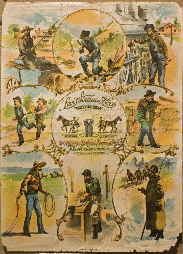 Levis Advertisement | Old advertisements, Vintage, Vintage ...