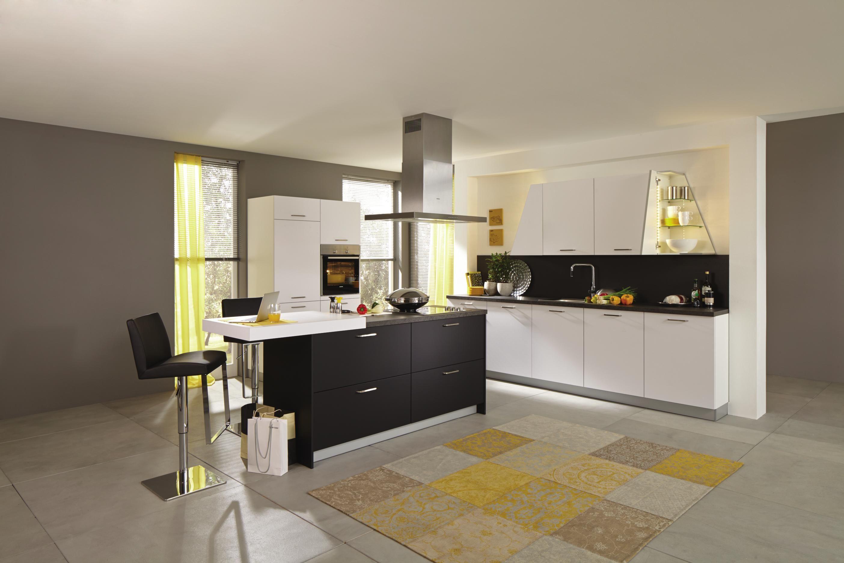 Moderne EINBAUKÜCHE von ALNO Einbauküche, Küche, Alno küchen