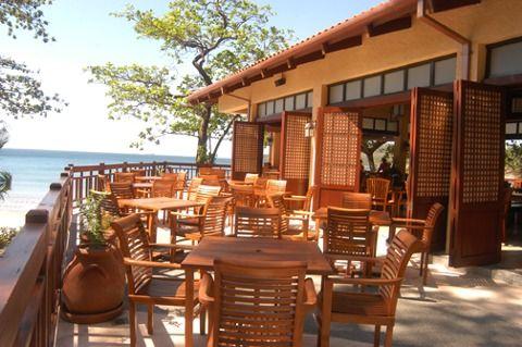 Cafe Sol at Terrazas de Punta Fuego