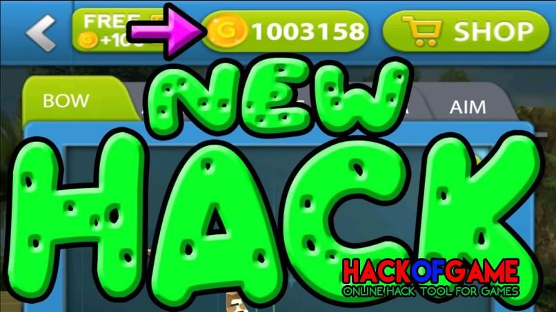 Archery Master 3d Hack 2019 Get Free Unlimited Coins To Your