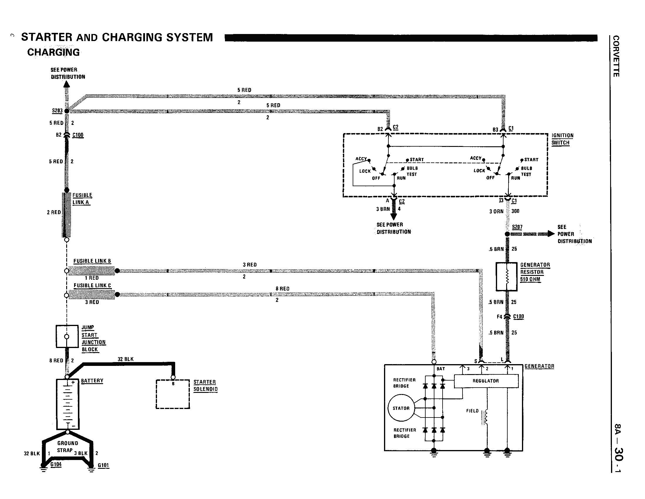 Unique Skytronics Alternator Wiring Diagram Diagrams Digramssample Diagramimages Check More At Https Nostoc Co Skytronics Alternat Diagram System Corvette