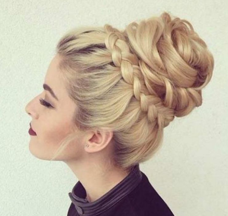 45 Best Gorgeous And Stunning High Bun Up Do Hairstyle For Prom And Wedding Hairstyle 06 𝕳𝖎𝖌 Long Hair Styles Short Hair Styles Easy Bun Hairstyles