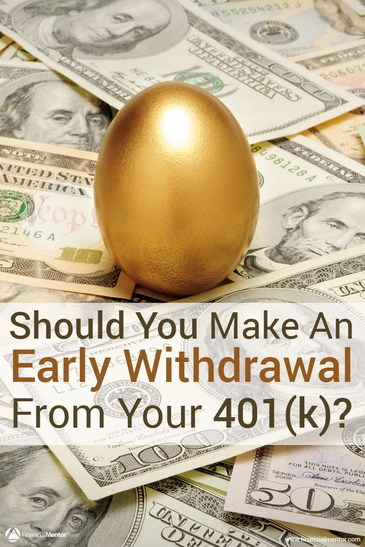How To Take Money Out Of A 401k Without Penalty