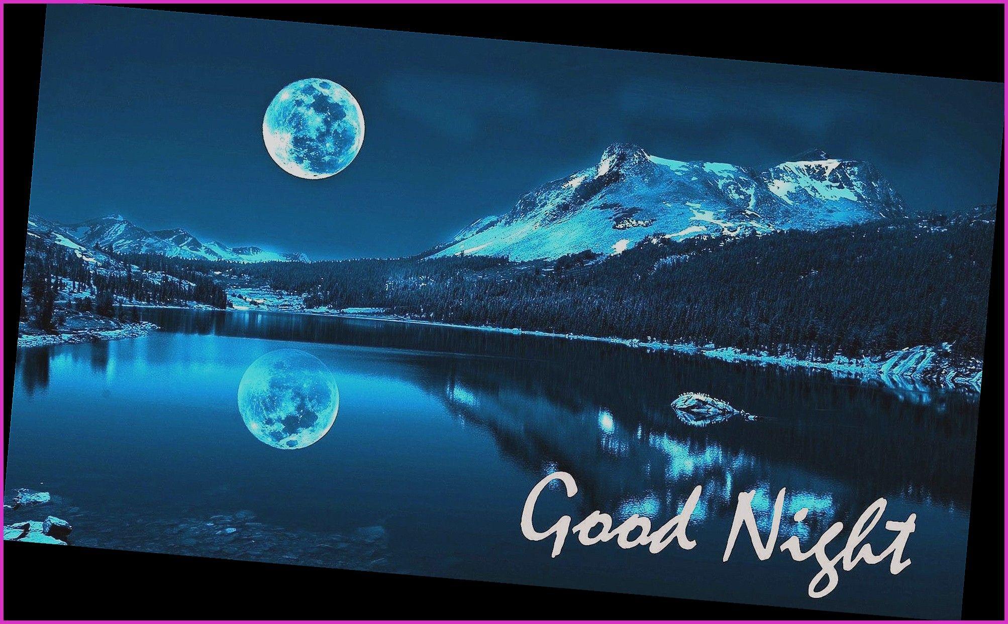 Good Night Wallpaper Hd Group 57 On Isaidyeshub Com Night Scenery Mountain Wallpaper Nature Wallpaper