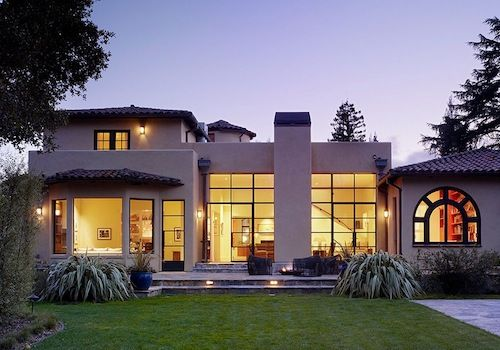 What is mission style home