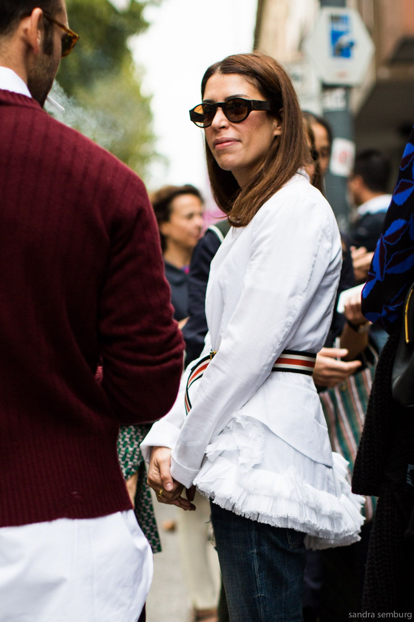 Milan Fashionweek day 5, 21 images | A Love is Blind