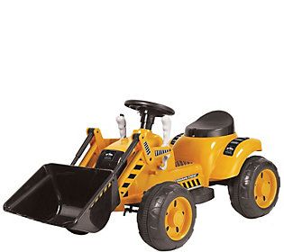 Kid Motorz 6v Ride On Tractor Qvccom In 2019 Products