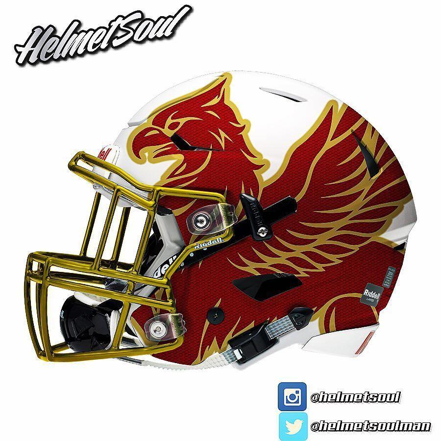 Alternate concept helmet for St. Independent