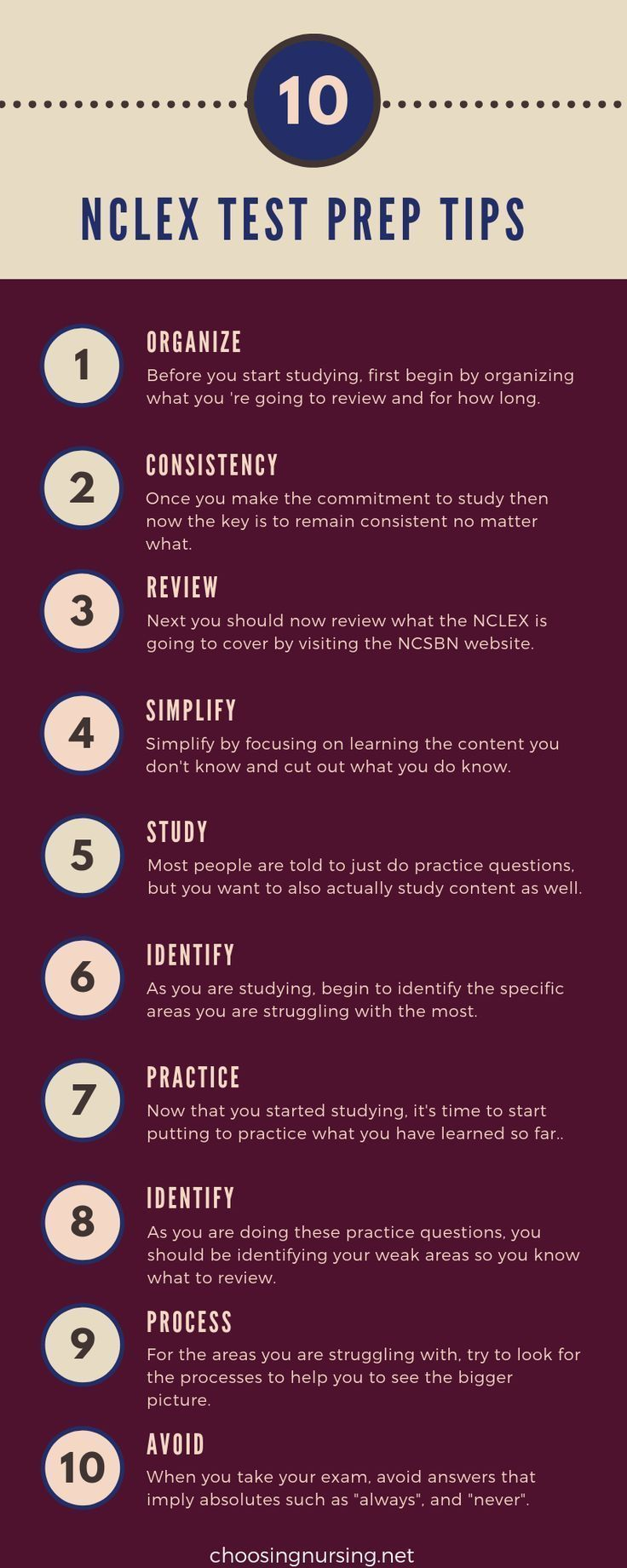 Your Success is Our Success Nclex, Nursing school tips
