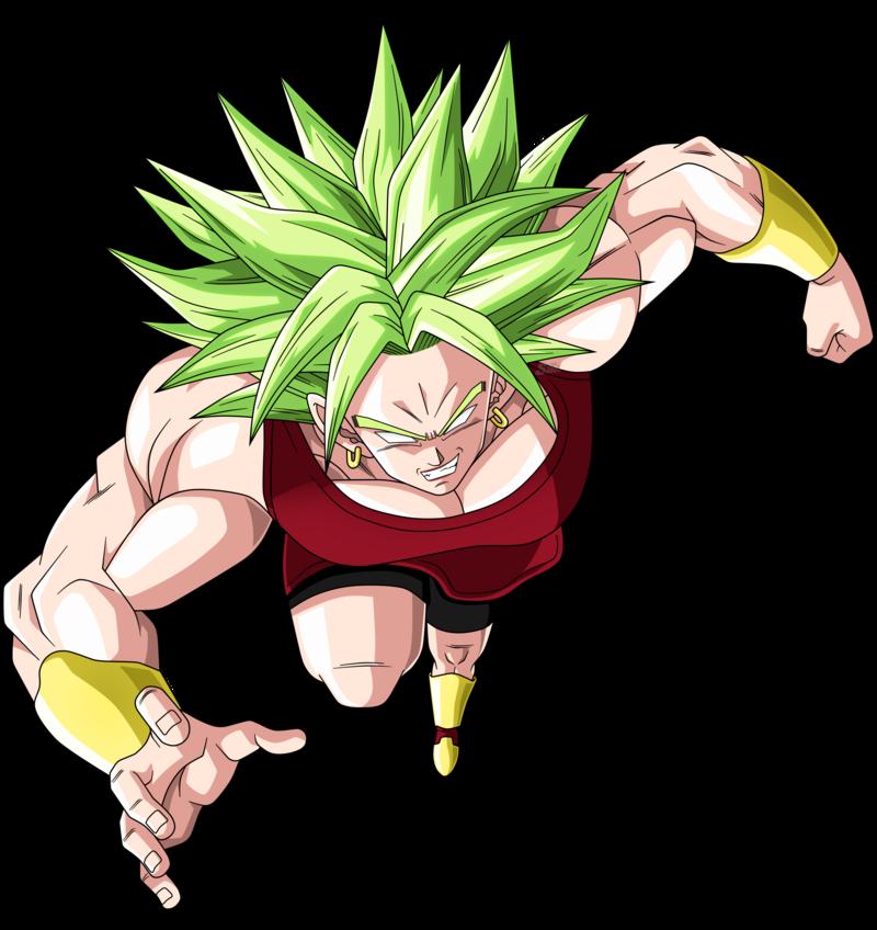 Kale Ssj Dbs By Saodvd Universe 6 Fighters Dragon Ball Dragon