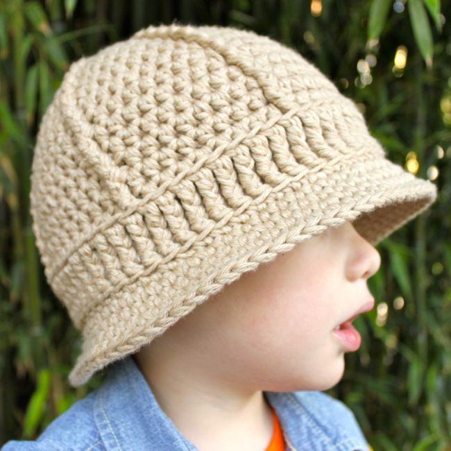 Safari Helmet Pattern - Micah Makes | Crochet Patterns | Pinterest