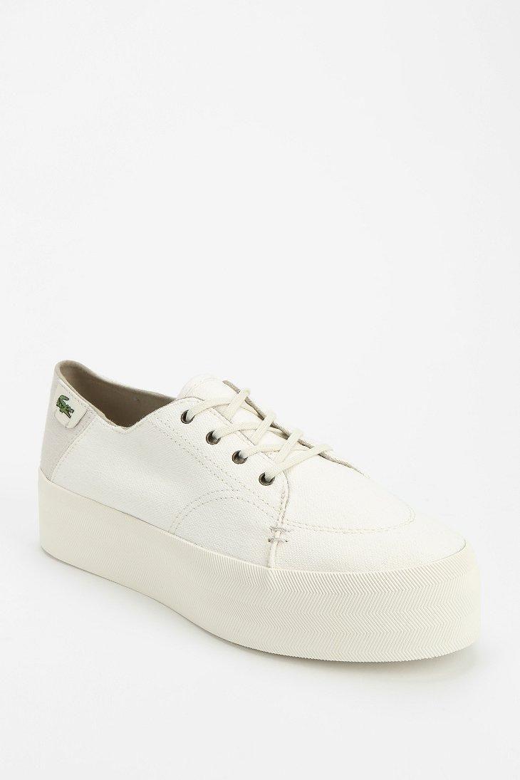 e17648f3efb Lacoste Live Kirton Platform Sneaker  urbanoutfitters