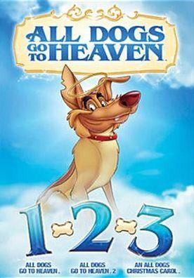 All Dogs Go To Heaven 1 2 All Dogs Christmas Christmas Dog