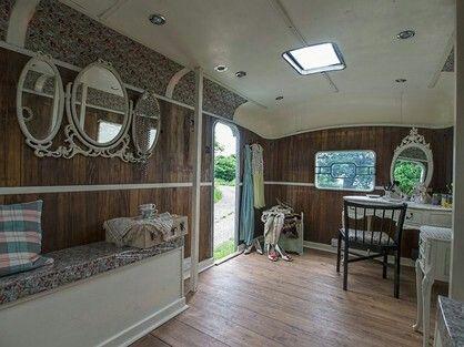 Esmerelda\'s emporium of vanity converted caravan: George Clarke\'s ...