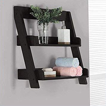 monarch specialties cappuccino wall mount shelf 24 inch on simple effective and easy diy shelves decorations ideas the way of appearance of any space id=86907