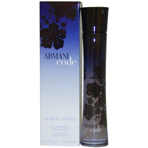 Armani Code By Giorgio Armani For Women Product Musts Pinterest
