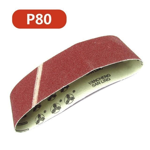 Humor Sanding Belts 533x75mm 80-320 Grits Sandpaper Abrasive Bands For Sander Power Rotary Tools Dremel Accessories Abrasive Tool Abrasive Tools