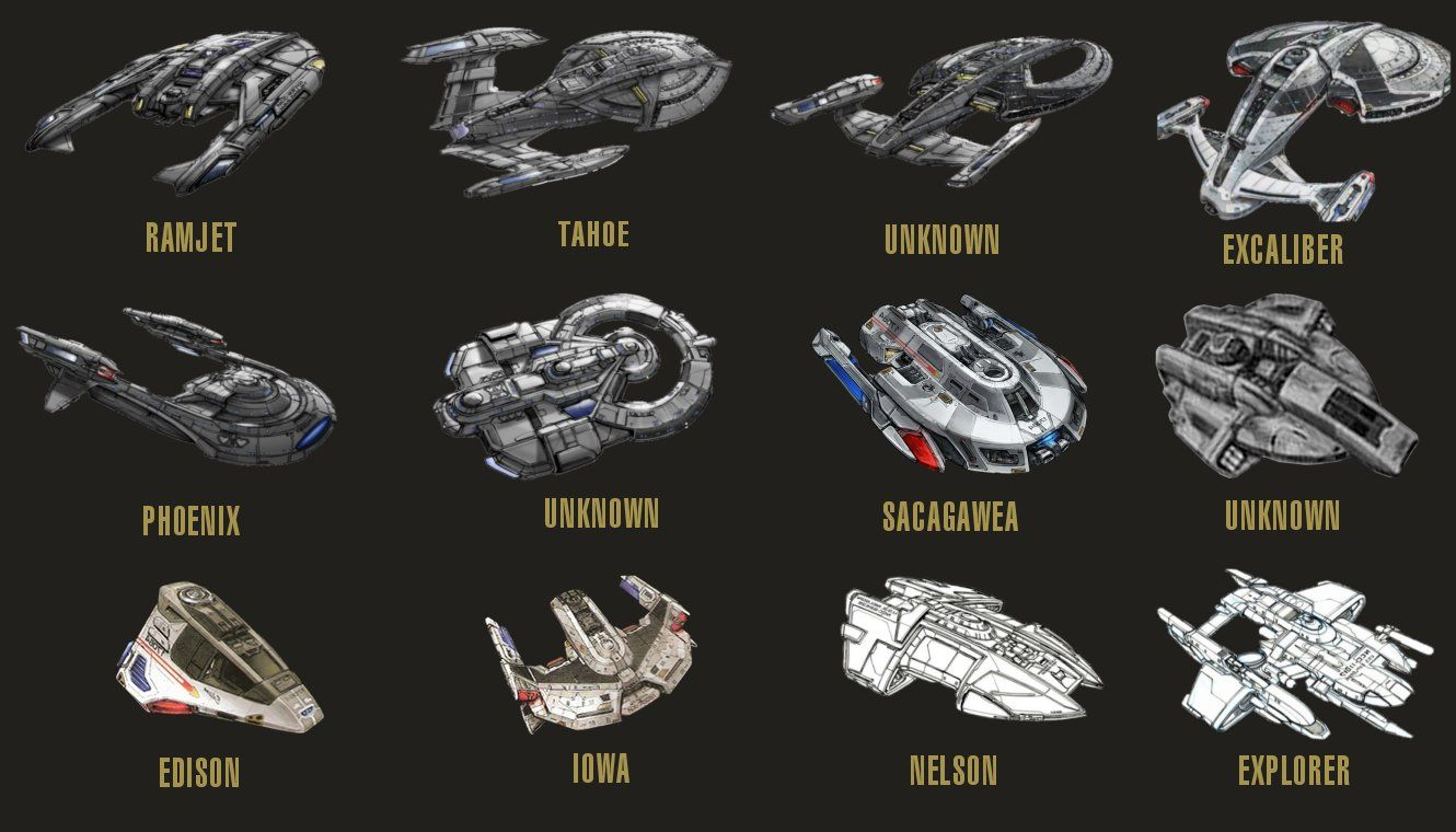 Existing Ship Concepts Use Them Already Star Trek Online Trek