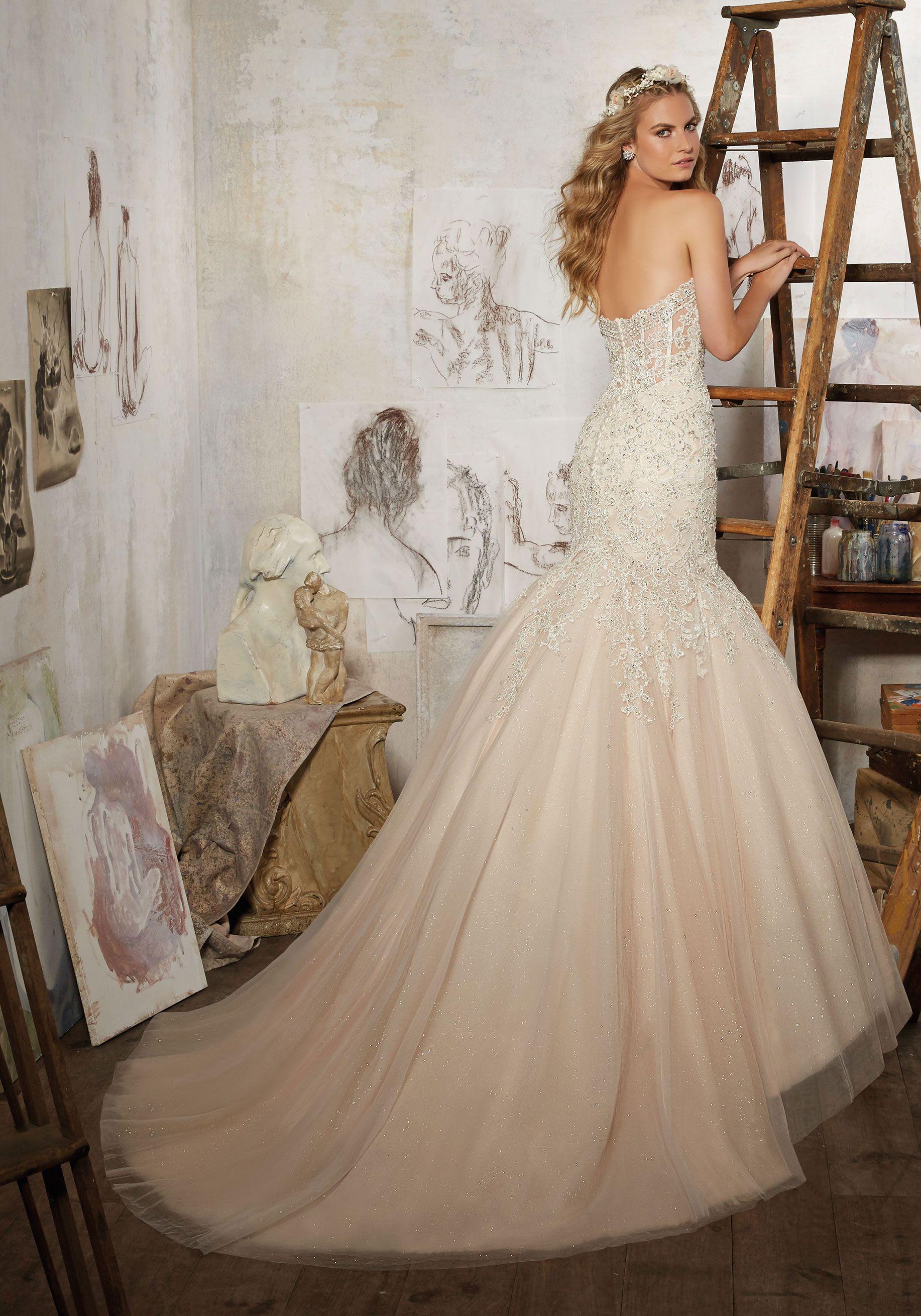 Mariela Wedding Dress Morilee Mori Lee Wedding Dress Bridal Wedding Dresses Wedding Dress Styles [ 2620 x 1834 Pixel ]