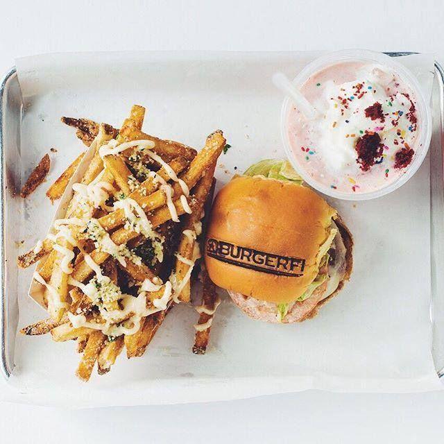 Where To Find The Best Burgers In Alexandria Va Visitalx Food Good Burger Veggie Burger