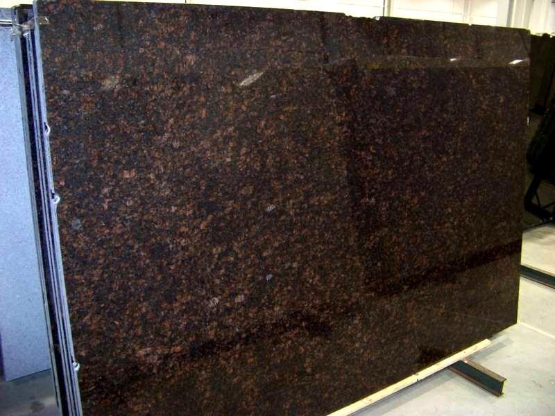 Tan Brown Granite Slab Example 4 Tan Brown Granite Is Primarily Brown With Black And Gray Flecks Custom Modular Homes Granite Choices Tan Brown Granite
