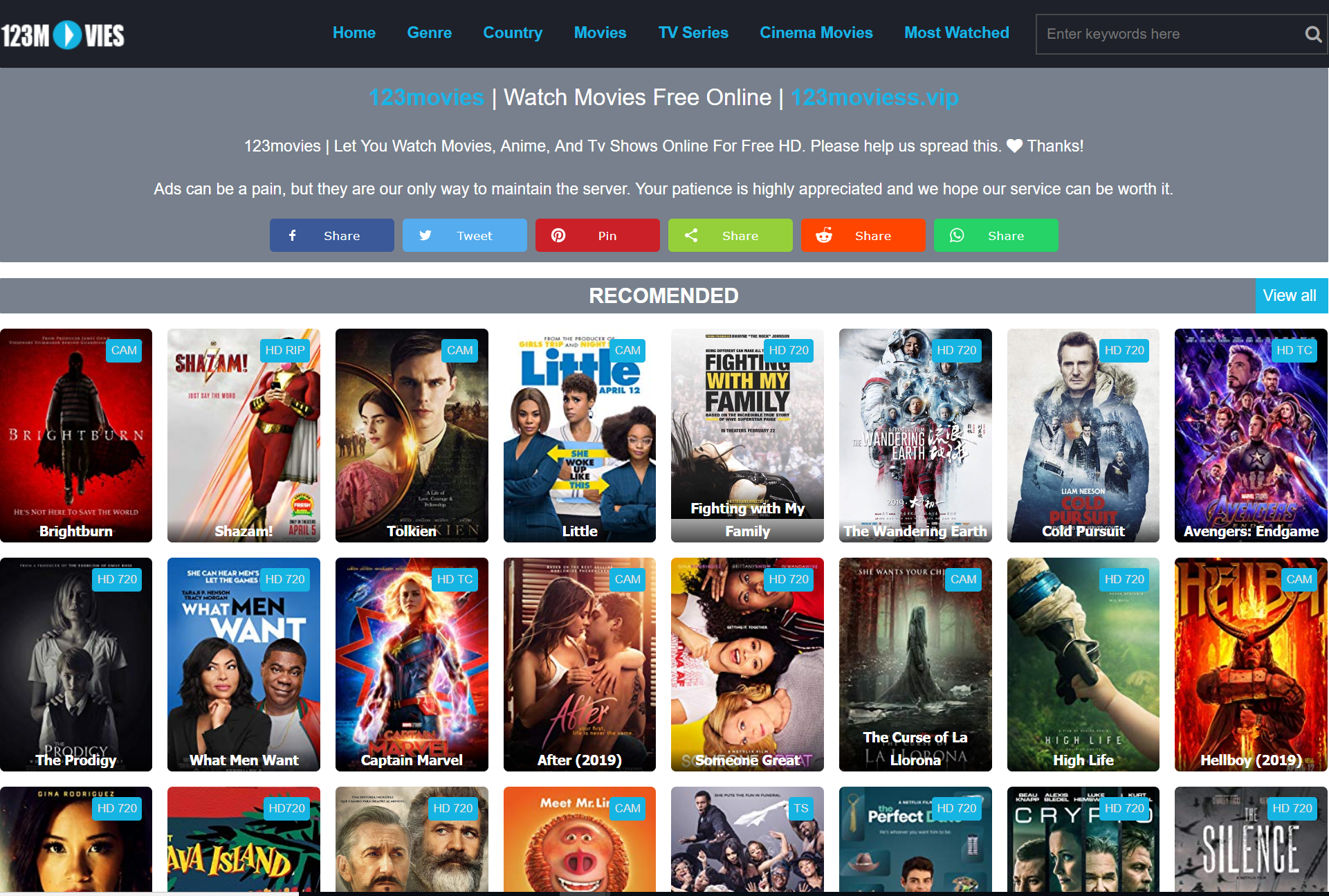 Pin on Full movies online free