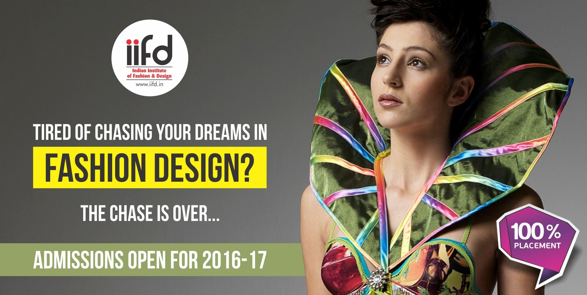 Tired Of Chasing Your Dreams In Fashion Design Join Iifd Admission Open Fill Onlin Fashion Designing Course Fashion Designing Institute Fashion Courses