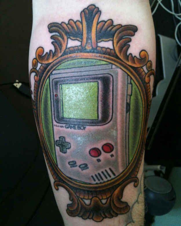 tatuajes perra tatuajes geek tattoos games tattoos mirror tattoo tattoo pic mischevious things gamer s gonna awesome nintendo