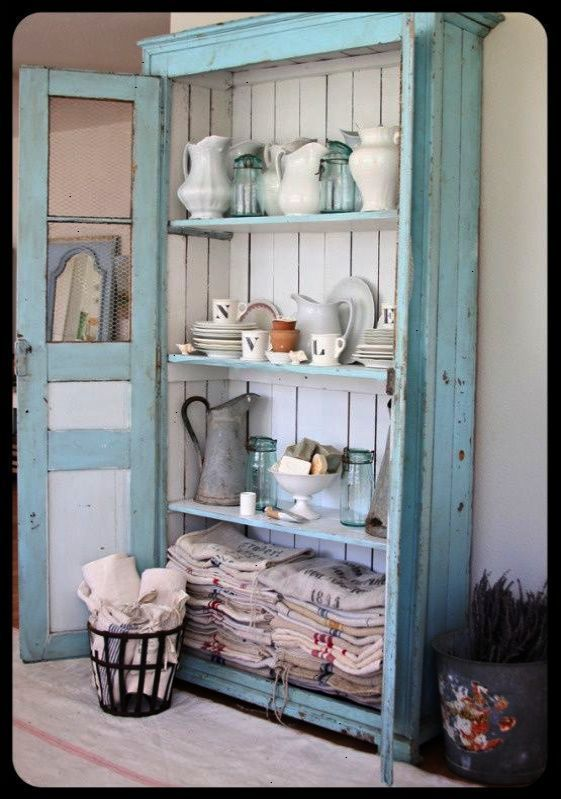 Shabby Chic Home Decor - Complete list of Shabby Chic Home