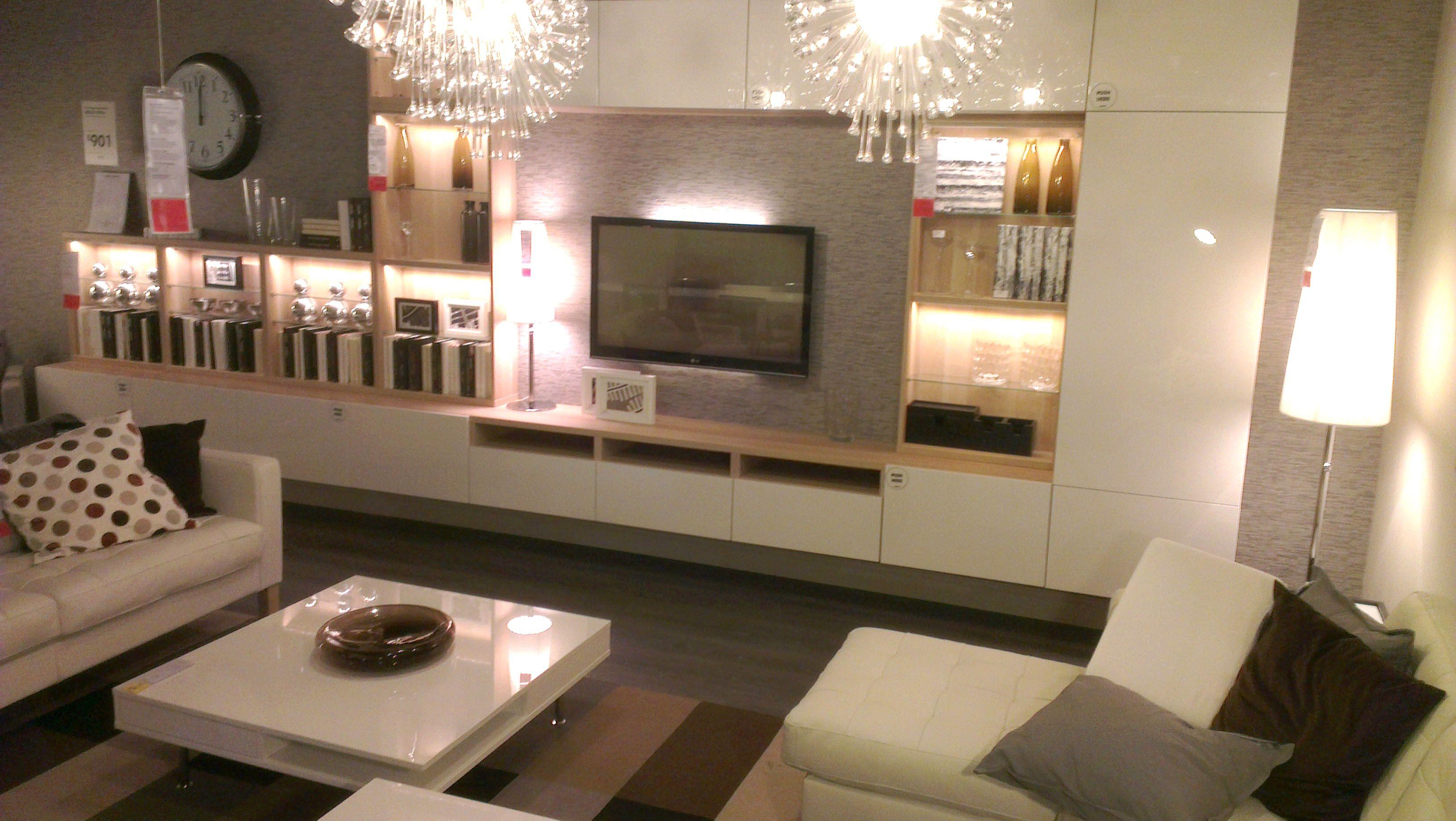 Wohnzimmer Wandgestaltung Ikea Wohnzimmer Ideen Wohnen Und