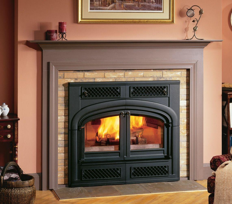 fireplace home pinterest fireplace brick modern fireplaces rh pinterest co uk Manufactured Brick Fireplace Manufactured Fireplaces Pellet
