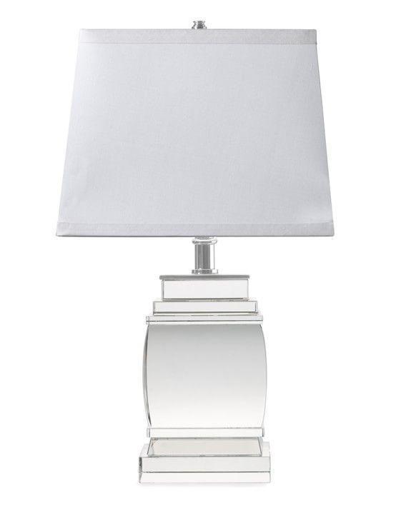 Williams Sonoma Home Pee Crystal Table Lamp On Chairish