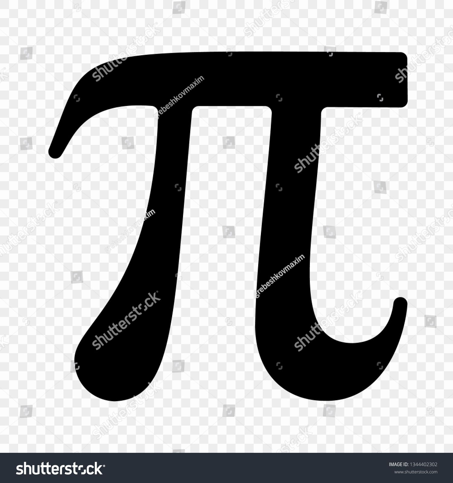 Pi Symbol Icon Vector Illustration Ad Ad Symbol Pi Icon Illustration Vector Illustration Symbols Pi Symbol