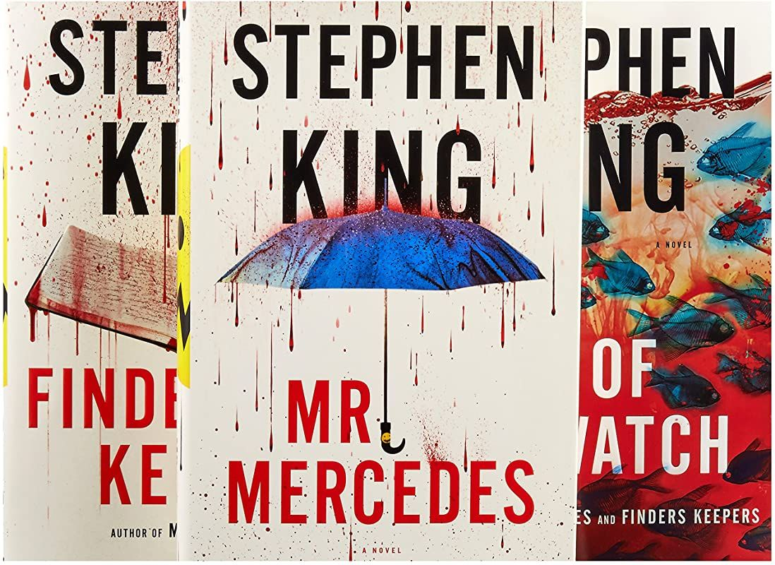 Free Download The Bill Hodges Trilogy Boxed Set Mr Mercedes Finders Keepers And End Of Watch By Ebook Free Pdf Books Free Ebooks