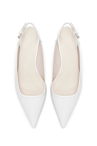 Slingback shoes, Pointed toe shoes, Shoes