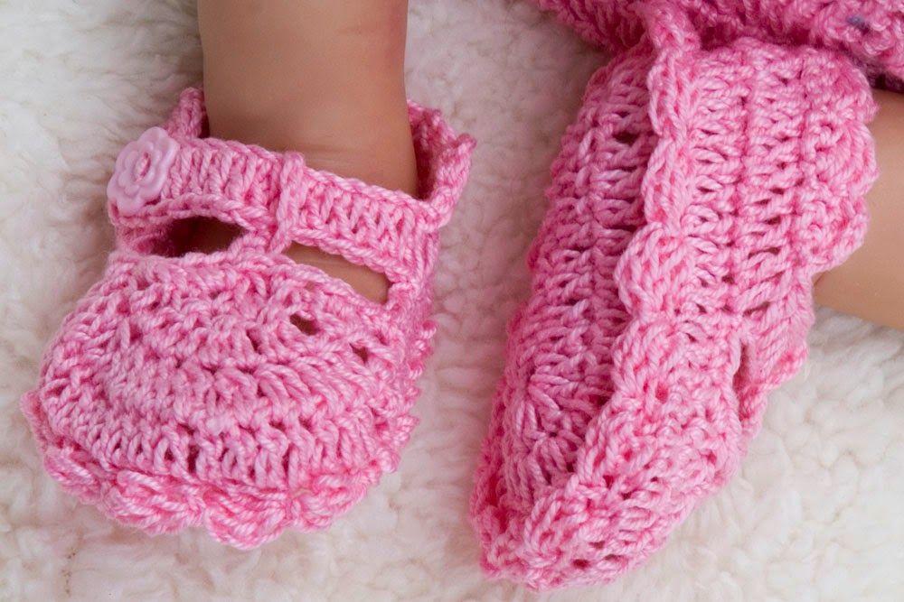 Croche pro Bebe: conjuntinhos