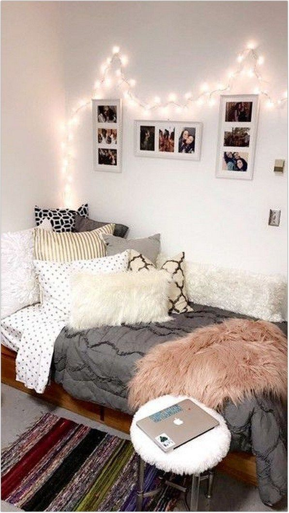 ↗ 50+ home interior inspiration ideas for teen room decor for your new homes (52) #halinrichting