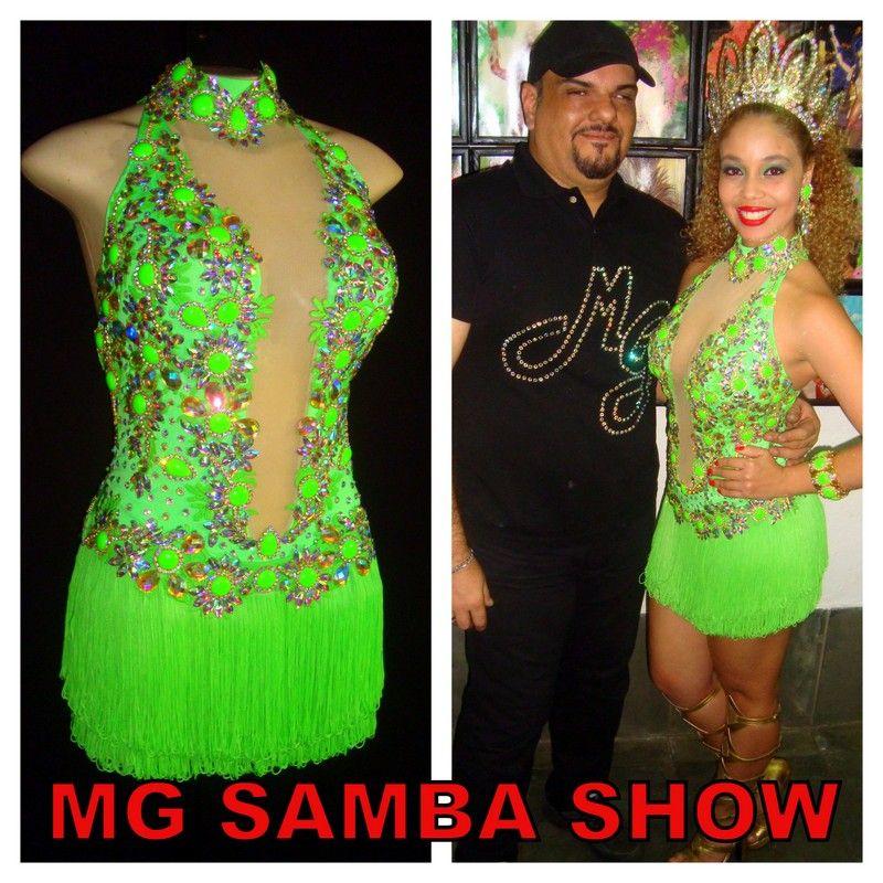 Atelie Mgsambashow Confeccao De Vestidos Para Rainhas De Bateria