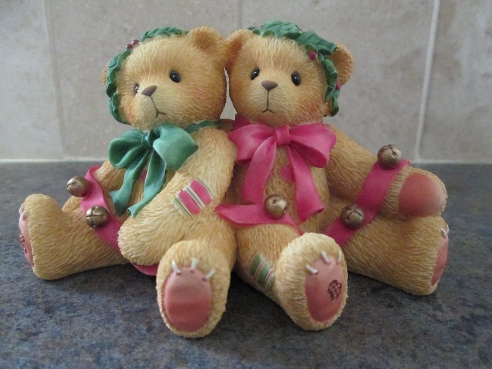 Cherished Teddies By Enesco MICK 2003 MemBears Only Figurine NEW nib CT0032
