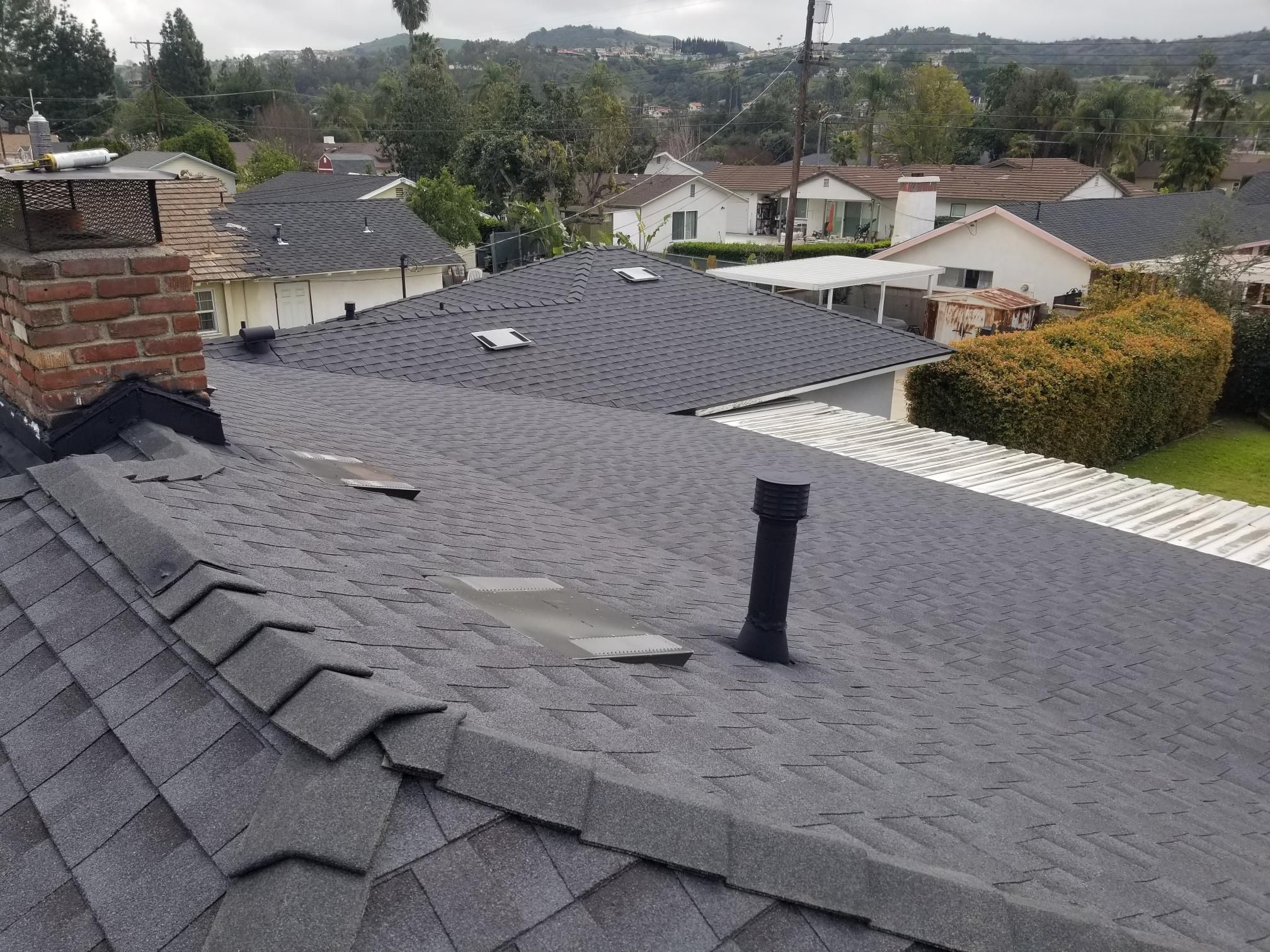Best Way Roofing Los Angeles Ca Roofing Services Cool Roof Leaky Roof Repair