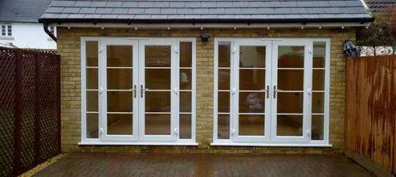 Image Result For Garage Door Conversion To French Doors