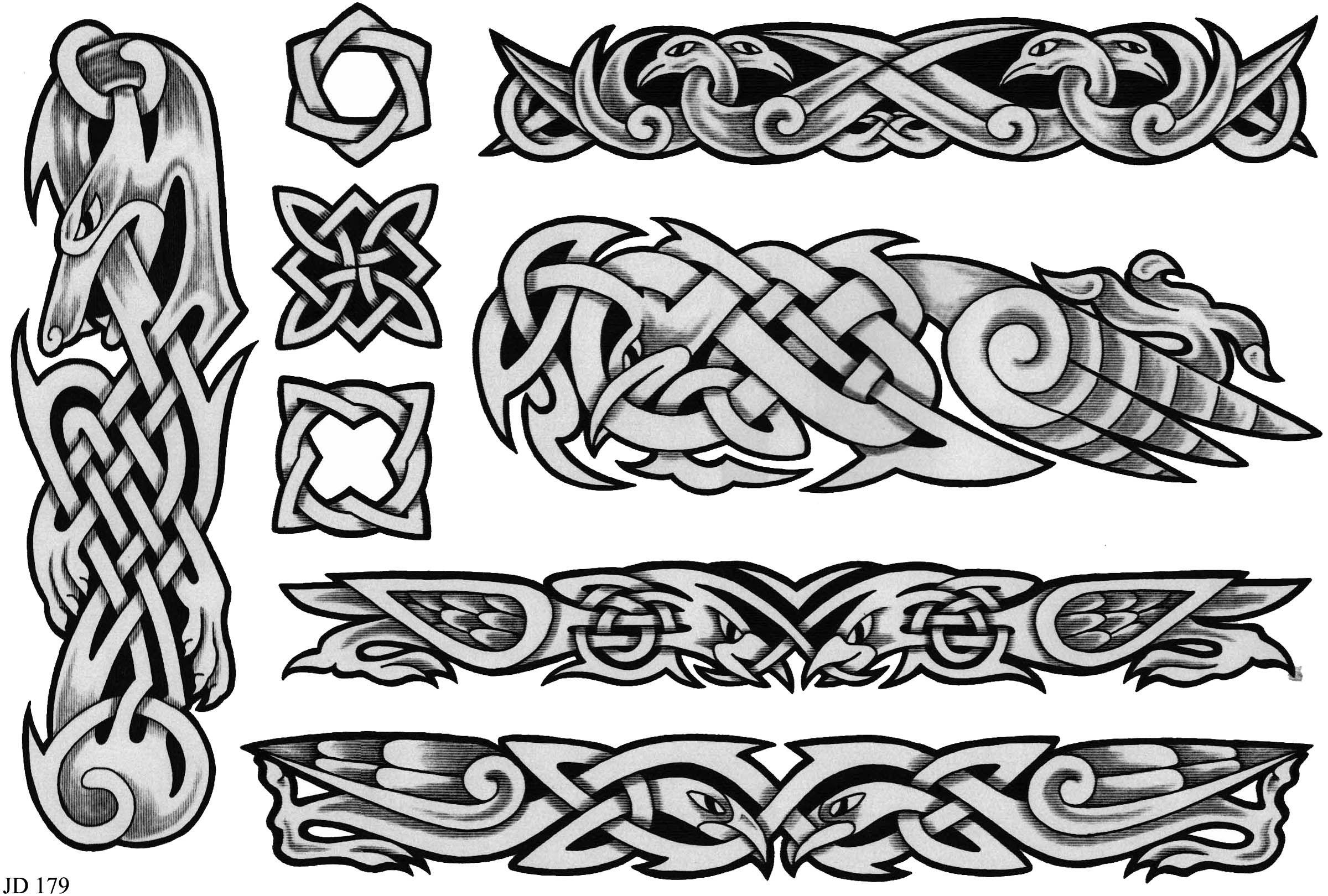 снимке тату кельтский узор картинки изменения