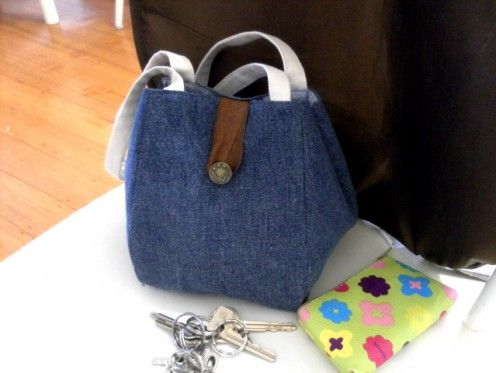 A Great Bag Pattern Free Sewing Project How To Sew And Make Noriko Handbag