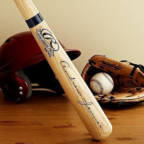 Engraved Baseball Bat | Christmas Gifts For College Students