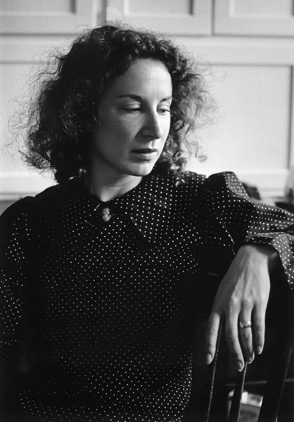 Margaret Atwood - author extrodinaire Canadian #margaretatwood