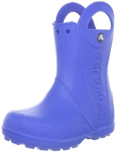 404414d22 crocs 12803 Rain Boot (Toddler Little Kid)