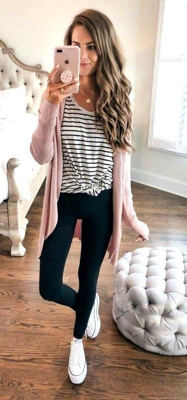 25 Cute Spring Outfits for Women 2020