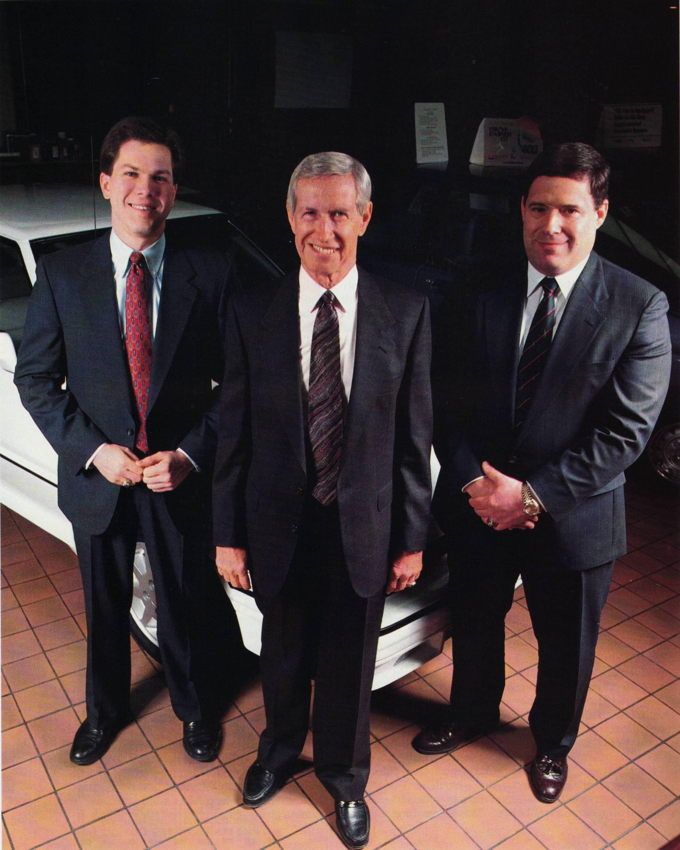 Joe Machens Columbia Mo >> Joe Machens Dave Machens And Gary Drewing On The Joe