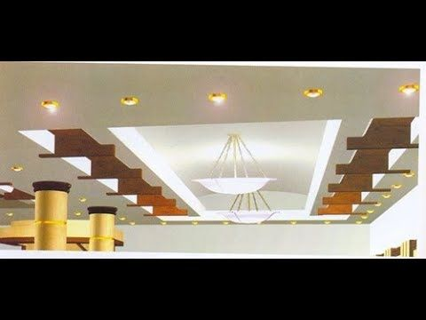Best Latest 100 Pop False Ceiling Designs For Living Room Hall 400 x 300